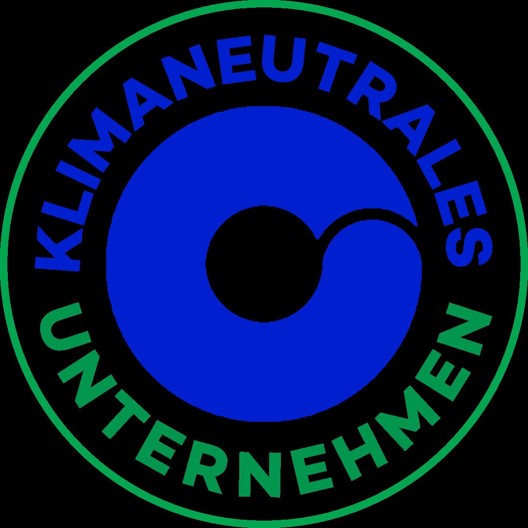 Gütesiegel Klimaneutrales Unternehmen